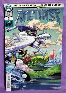 Amy Reeder AMETHYST #3 Marissa Louise Wonder Comics (DC, 2020)!
