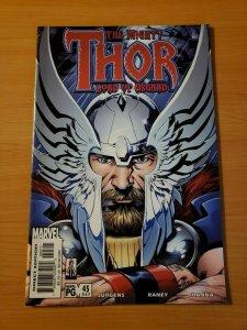Thor #547 (45) ~ NEAR MINT NM ~ 2002 MARVEL COMICS