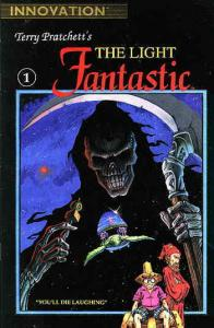 Light Fantastic, The (Terry Pratchett's…) #1 FN; Innovation | save on shipping -