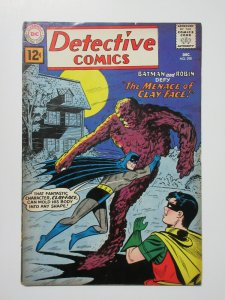 Detective Comics (December 1961) #298 1st Silver Age Clayface! VG Spine GOOD