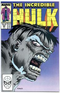 Incredible HULK #354, NM-, Severin, Bruce Banner, 1968 1989,more Marvel in store