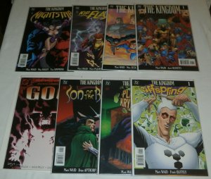Kingdom #1,2 (1999) + Kid Flash, Nightstar, Offspring, Planet Krypton, Son Bat +