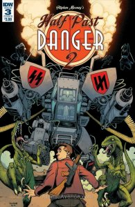 Half Past Danger (2nd Series) #3B VF; IDW | save on shipping - details inside