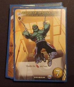 Marvel Legendary Hero Set Drax The Destroyer