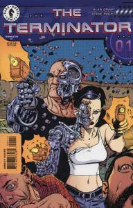 Terminator, The (4th Series) #1 VF; Dark Horse   save on shipping - details insi