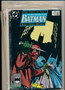 DC BATMAN #432 &3 Part Series The Many Dreams of BATMAN#433-435 F/VF (PF629)