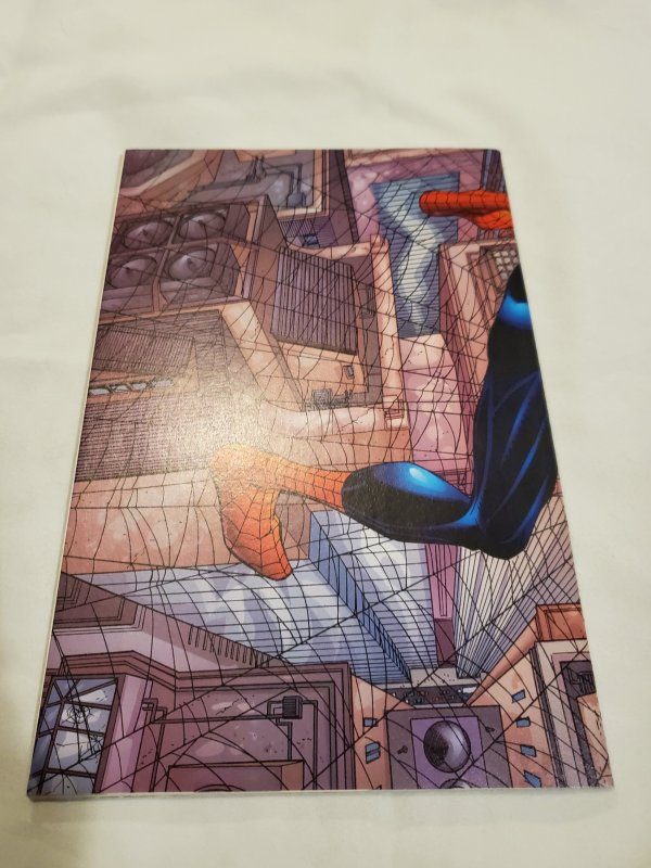 Peter Parker Spider-Man 1 Near Mint- Script by Howard Mackie