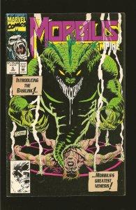 Marvel Comics Morbius: The Living Vampire #5 (1993)