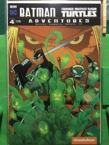 Batman/ Teenage Mutant Ninja Turtles Adventures #4