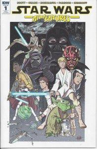 Star Wars Adventures #1 (Sept 2018) - IDW Comics