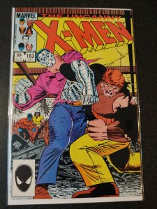 The Uncanny X-Men #183 VS. JUGGERNAUT