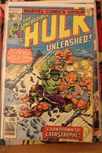 Incredible Hulk  216 FN/VF