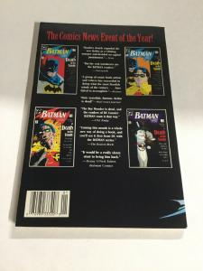 Batman A Death In The Family Vf Very Fine DC Comics First Print SC TPB