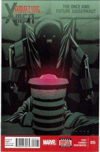 Amazing X-Men #15 (2014 v2) Firestar Scarlet Witch NM