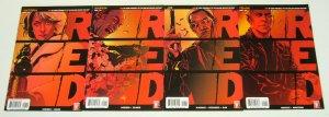 Red Movie Prequels lot of (4) VF/NM frank/joe/marvin/victoria - wildstorm comics