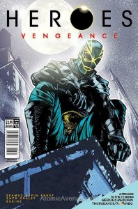 Heroes: Vengeance #3A VF/NM; Titan | save on shipping - details inside