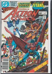 Action Comics #546 (DC, 1983)