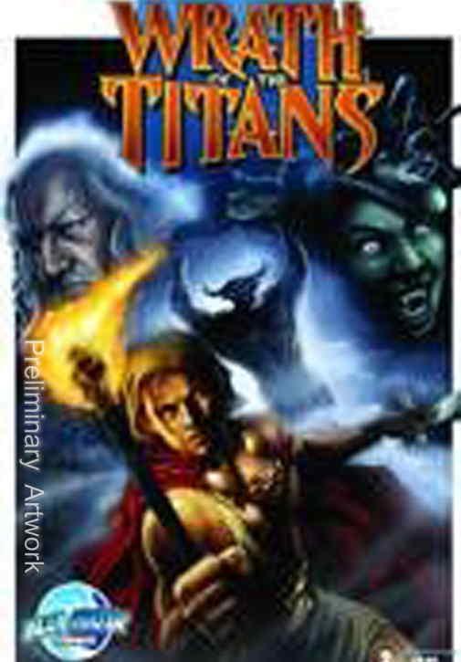 wrath of the titans revenge of medusa 2 vf nm bluewater save on