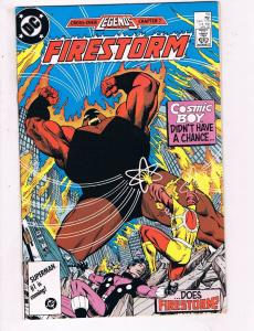 Firestorm # 55 VF DC Comic Books The Flash Arrow TV Series Justice League!! SW13
