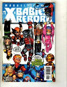 8 Marvel Comics X-Babies 1 X-Factor Special X-Men Revolution 1 Maverick 1 + CJ15