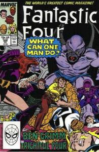 Fantastic Four (1961 series) #328, NM (Stock photo)