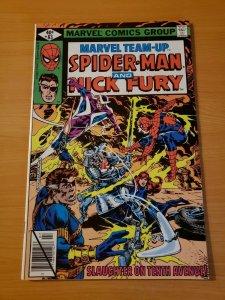 Marvel Team-Up #83 ~ NEAR MINT NM ~ 1979 Marvel Comics