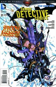 Detective Comics (2nd Series) #21 VF/NM; DC | save on shipping - details inside