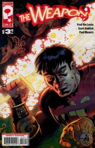 Weapon, The #3 VF/NM; Platinum | save on shipping - details inside