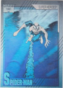 1991 Marvel Universe Complete Hologram Set