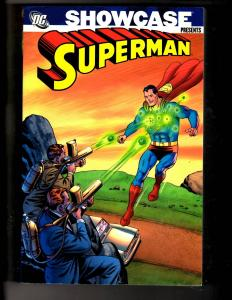 Showcase Presents Superman Vol. # 3 DC TPB Graphic Novel Comic Book Batman TD7