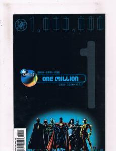 One MIllion #1000000 NM DC Comics Comic Book JLA DE25