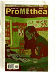 11 Comics Promethea 26 27 28 29 30 31 32 Ex Machina Inside the Machine 1 +++ CE3