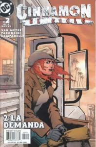 Cinnamon El Ciclo #2 VF/NM; DC | save on shipping - details inside