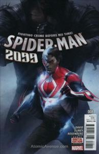 Spider-Man 2099 (3rd Series) #8 VF/NM; Marvel   save on shipping - details insid