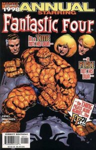 Fantastic Four (1998 series) Annual #1998, VF (Stock photo)