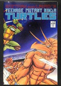 Teenage Mutant Ninja Turtles #6 VF/NM 9.0 2nd Print Reprint Variant