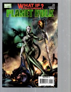 12 Comics Planet Hulk 1 Dark Tower 1 The Beast 1 2 3 Wolverine 1 and more EK17