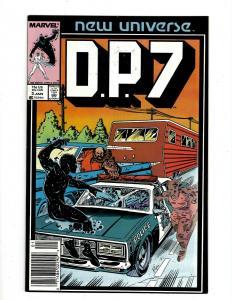 Lot of 12 DP7 Marvel Comic Books #3 13 15 19 20 21 22 23 24 25 26 27 J412