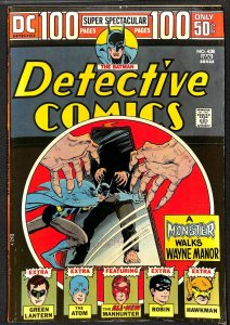 Detective Comics #438 VG+ 4.5 Batman!
