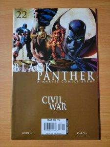 Black Panther #22 ~ NEAR MINT NM ~ 2007 Marvel Comics