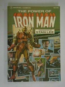 Power of Iron Man TPB SC 8.0 VF (1984 1st Printing)