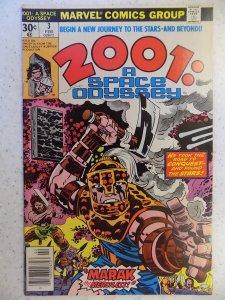 2001, A Space Odyssey #3 (1977)