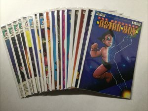 Original Astro Boy 1 2 3 4 5 7-18 Lot Run Set Near Mint Nm Now Comics