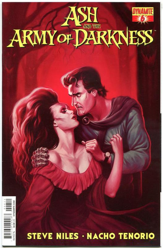 ASH and the ARMY OF DARKNESS #6, VF/NM, Bruce Campbell, 2014, more in store