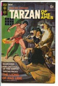 Tarzan #201 1971-Gold Key-Edgar Rice Burroughs-Paul Norris-Mike Royer-Russ Ma...
