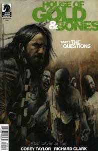 House of Gold & Bones #2 VF/NM; Dark Horse | save on shipping - details inside