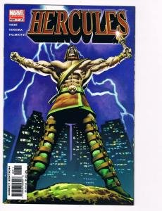 Hercules # 1 Marvel Comic Books Hi-Res Scans Awesome Issue Modern Age WOW!!! S10