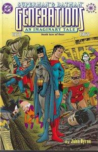 Superman & Batman Generations #2 (DC, 1999)