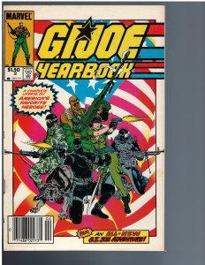 G.I. Joe Yearbook #2 (1986)