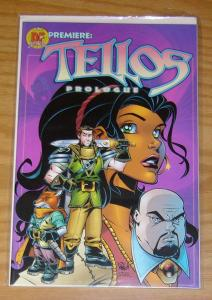 Tellos Prologue #1 VF/NM dynamic forces exclusive w/COA (#11,222 of 20,000)